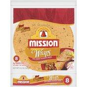 Mission Snack Size Sun-Dried Tomato Basil Wraps