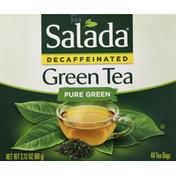 Salada Decaffeinated Green Tea