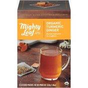 Mighty Leaf Organic Turmeric Ginger, Herbal Tea