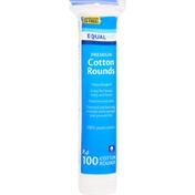Equaline Cotton Rounds, Premium
