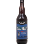 Real Ale Brewing Co Scotch Ale, Real Heavy