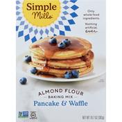 Simple Mills Pancake & Waffle Almond Flour Baking Mix
