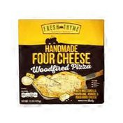 Fresh Thyme Four Cheese Nap Pizza