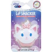 Lip Smacker Lip Balm, Keylime Pie Flavor, Disney Emoji Marie