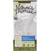 Stop & Shop Enriched Ricemilk, Vanilla