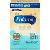 Enfamil Newborn Premium Newborn Powder  Infant Formula