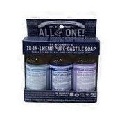 Dr. Bronner's 18-In-1 Hemp Pure-Castile Soap