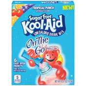 Kool-Aid Sugar Free Tropical Punch Drink Mix