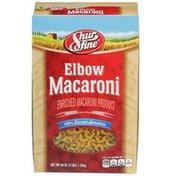 Shurfine Enriched Macaroni Product, Elbow Macaroni