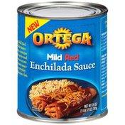 Ortega Mild Red Enchilada Sauce