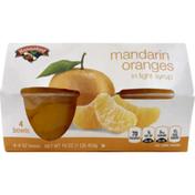 Hannaford Mandarin Oranges In Light Syrup