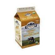 Humboldt Creamery Organic Heavy Whipping Cream
