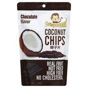 Crispconut Coconut Chip, Chocolate Flavor