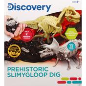 Discovery Toy, Prehistoric Slimygloop Dig