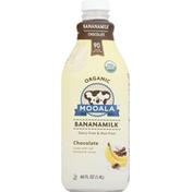 Mooala Bananamilk, Organic, Chocolate