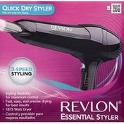 Revlon Styler, Essential, Quick Dry
