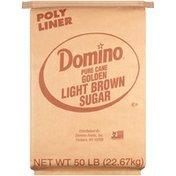 Domino Pure Cane Golden Light Brown Sugar