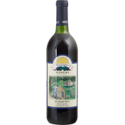 WoodMill Winery Blueberry Wine, North Carolina, Sweet