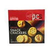 Price Chopper PICS Snack Crackers