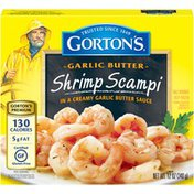 Gorton's Garlic Butter Shrimp Scampi