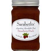 Sarabeth's Spreadable Fruit, Strawberry Peach