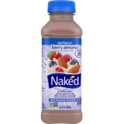Naked Almondmilk Juice Smoothie Nutmilk Berry Almond