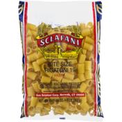 Sclafani Macaroni Pasta Bite Size Rigatoni 19