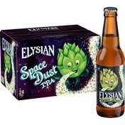 Elysian Brewing Space Dust IPA Beer Bottles