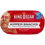 King Oscar Kipper Snack