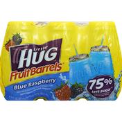 Little Hug Fruit Barrels, Blue Raspberry
