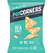PopCorners Popped-Corn Snack, Sea Salt