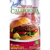 Amy's Organic California Veggie Burger
