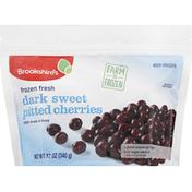 Brookshire's Dark Sweet Cherries, Pitted, Frozen Fresh