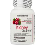 Health Plus Kidney Cleanse, Capsules