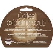 iN gredients Brand Scrub, Exfoliating, Coffee