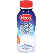 Hood Lowfat Grade A Ultra-Pasteurized Milk