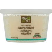 Market 32 Shredded Cheese, Asiago