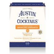Austin Cocktails Bergamot Orange Margarita Can