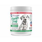 Vital Planet Flora Dog Daily Probiotic Powder, Value Size