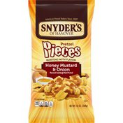 Snyder's of Hanover® Honey Mustard and Onion Pretzel Pieces