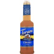 Torani Syrup, Sugar Free, S' Mores