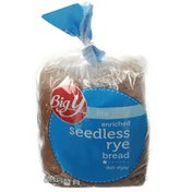 Big Y Lite Seedless Rye Bread