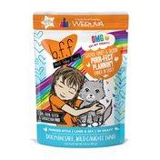 Weruva BFF Oh My Gravy Purr-Fect Plannin Grain Free Chicken, Tuna, & Salmon in Gravy Wet Cat Food Pouch