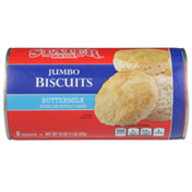 Stater Bros Buttermilk Flavored Jumbo Biscuits