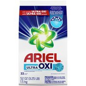 Ariel With Ultra Oxi, Powder Laundry Detergent