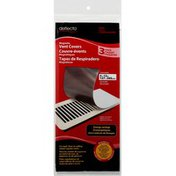 Deflecto Vent Covers, Magnetic, 3 Pack