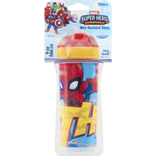 Marvel Sippy, Hero Insulated, 9 Ounce, 12+ Months
