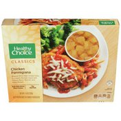 Healthy Choice Chicken Parmigianino Complete Meal