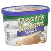 Dean's Frozen Yogurt, Lowfat, Vanilla