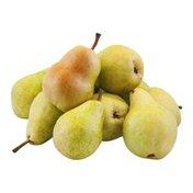 USDA Produce Pears Bartlett Organic - 10 CT